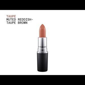 MAC NEW Matte Lipstick - Taupe Full Size